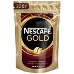 Cafea solubilă NESCAFE® GOLD 220g