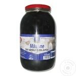 Măsline negre fără sâmbure Horeca Select 3000g