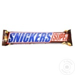 Baton de ciocolata Snickers Super 95g