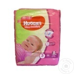 Scutece Huggies Ultra Confort Girl 5-9kg Nr.3 94buc