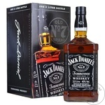Whisky Jack Daniel's Burbon 3l