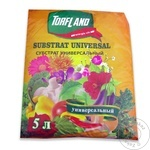 Substrat universal Torfland 5l