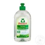 Средство для мытья посуды Frosch Sensitiv 500мл
