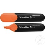 Schneider Text Job оrange/verde 2buc