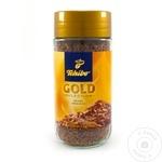 Кофе растворимый Tchibo Gold Selection 100г