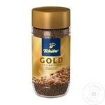 Кофе растворимый Tchibo Gold Selection 200г