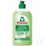 Средство для мытья посуды Frosch Зеленый чай 500мл