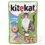 Корм для кошек Kitekat рыба 85г