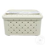 Коробка сток с крышкой Arianna 1,4л