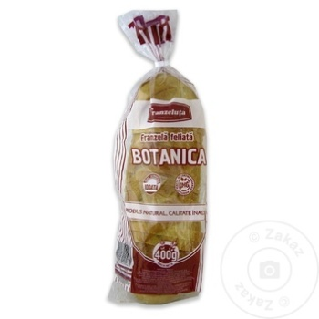 Franzela Botanica Franzeluta feliata 400g - cumpărați, prețuri pentru Metro - foto 1