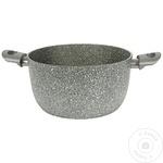 Кастрюля TVS Mineralia 24см