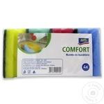 Губки кухонные ARO Confort 4шт
