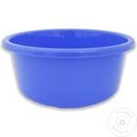 Lighean plastic rotund 3,5l