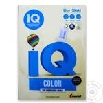 IQ hartie color pastel Ye-23 galben A4 80g 500foi