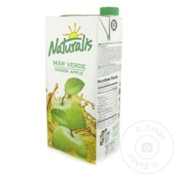 Nectar Naturalis mere verzi 2l - cumpărați, prețuri pentru Metro - foto 1