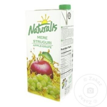 Nectar Naturalis mere/struguri 2l - cumpărați, prețuri pentru Metro - foto 1