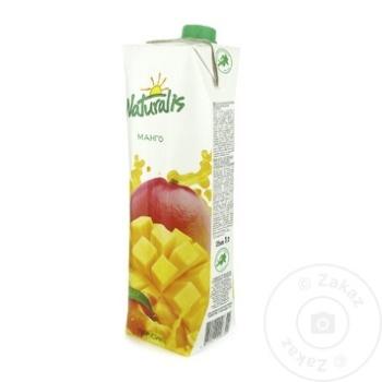 Băutură cu conținut de suc Naturalis piersic/mango 1l - cumpărați, prețuri pentru Metro - foto 1