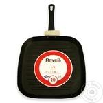 Сковорода гриль Ravelli N10 28см