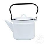 Эмалированный чайник 2л
