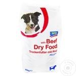 Hrana uscata pentru caini ARO vita 10kg
