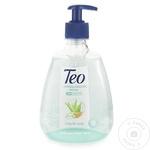 Жидкое мыло Teo Sensitive 400мл