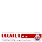 Зубная паста Lacalut Aktiv 75мл