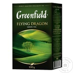 Ceai Greenfield verde infuzie Flying Dragon 100g