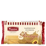 Napolitane Franzeluța Prestigiu  cu halva 300g