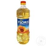 Масло подсолнечное Floris 0,955л