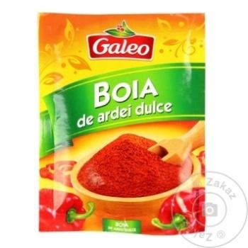Boia de ardei dulce Galeo 17g - cumpărați, prețuri pentru Metro - foto 1