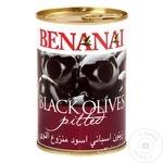 Masline negre Benanai fara sambure 390g - cumpărați, prețuri pentru Metro - foto 1