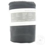 Плед из микрофибры Tarrington House 200х220 см антрацит