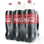 Bautura racoritoare carbogazoasa Coca Cola PET 6X1,5l - cumpărați, prețuri pentru Metro - foto 3