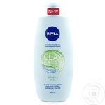 Gel de dus Nivea Ginger&Basil 500ml