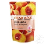 Rezerva sapun lichid Fresh Juice Peach/Magnolia 460ml