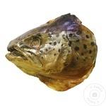 Голова лосося Асамблор копчёная кг