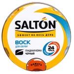 Воск для обуви Salton чёрный 75мл