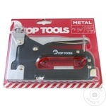 Степлер для скоб Top Tools тип J 4-14мм