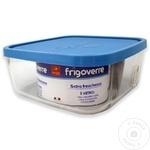 Cтеклянный контейнер с крышкой Bormioli Frigoverre 2,8л