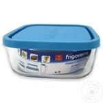 Cтеклянный контейнер с крышкой Bormioli Frigoverre 0,75л
