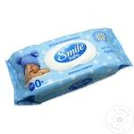 Servetele umede Smile Musetel 100buc