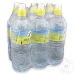 Столовая негазированная вода Aqua Uniqa sport лимон 6x0,75л