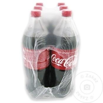 Bautura racoritoare carbogazoasa Coca Cola PET 6X1,5l - cumpărați, prețuri pentru Metro - foto 2