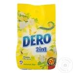 Стиральный порошок Dero 2in1 10кг