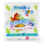 Салфетка универсальная Fresh&Joy 3шт