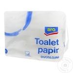 Hirtie igienica ARO 2 straturi 24 role