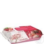 Servetele umede Sleepy Strawberry 120buc - cumpărați, prețuri pentru Metro - foto 1