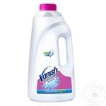 Пятновыводитель Vanish жидкий для тканей 2л