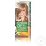 Vopsea de par permanenta cu amoniac Garnier Color Naturals 8.1 Blond Cenusiu Deschis