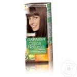 Стойкая питательная крем-краска для волос Garnier Color Naturals 6.25 Каштановый шатен